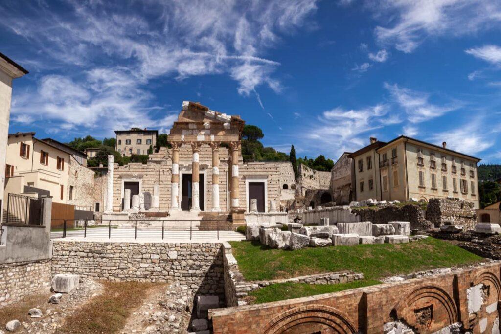 Tempio Capitolino di Brescia
