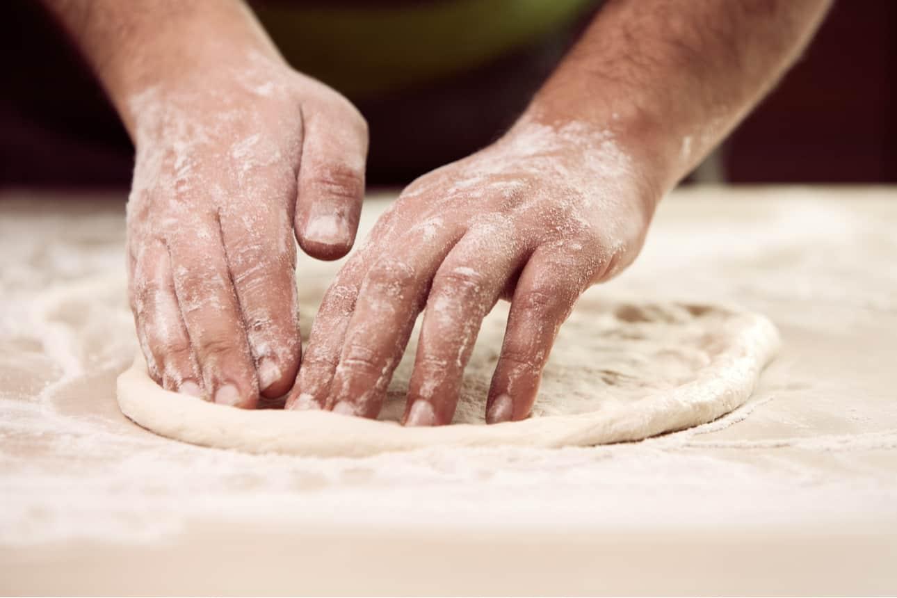 Base Pizza napoletana