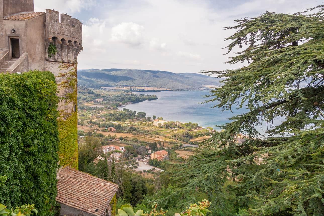 castello odescalchi di Bracciano - Veduta