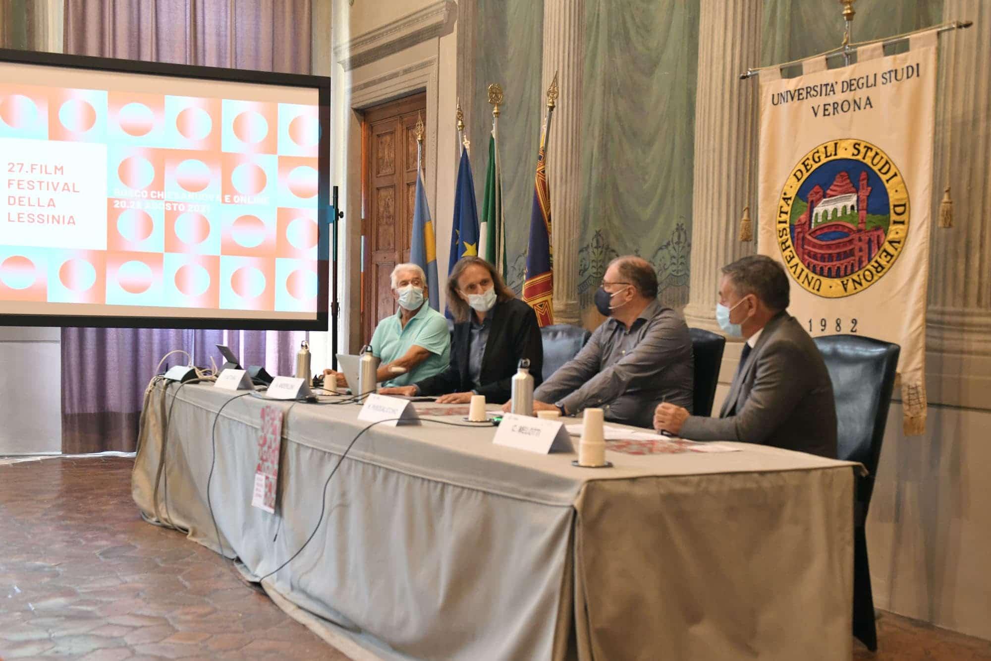 festival della lessinia - Conferenza Stampa